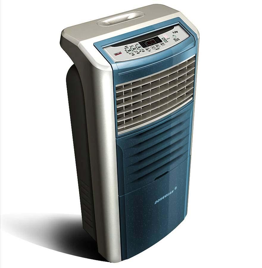 德昂制冷空调扇-家用高端空调扇-低耗电-酷热夏天低厉本享受高质量凉爽风-比空调更健康舒服环保的风扇